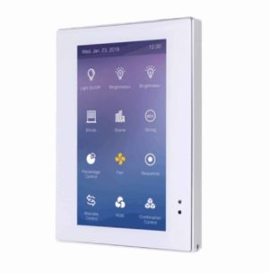 HDL 4.3 inch Enviro Touch Screen
