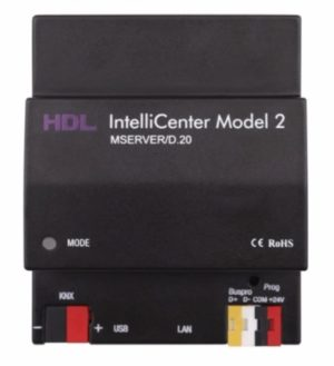 HDL IntelliCenter complete with Iridium Lite Advanced License (40 Subdevices)