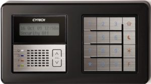 Cytech Comfort LCD Security Keypad (Black Frame)
