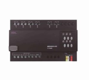 HDL KNX 6-Channel 0-10V Dimming Controller