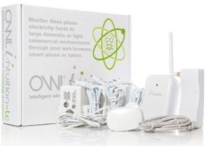 OWL Intuition-lc Cloud Based Electricity Monitor (3-Phase System)