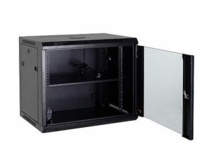 Rack Cabinet Wall Mounted 12U 45cm