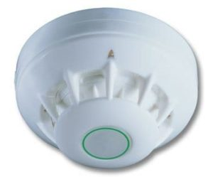 Texecom Exodus 12v Rate Of Rise Heat Detector 64 Degrees
