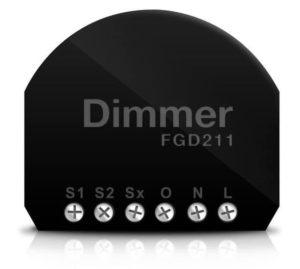 Fibaro Z-Wave Universal Dimmer2 Module 250W
