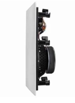 Dayton Audio 5-1/4″ Micro-Edge MTM LCRS In-Wall Speaker Each