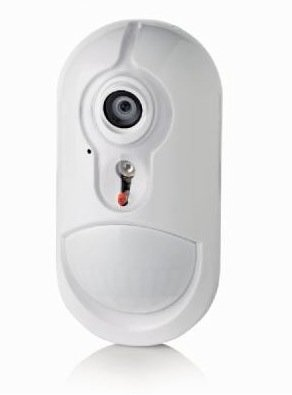 Visonic Two-Way Wireless PIR Detector & Camera – Pet Immune