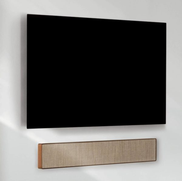 beosound stage bronze with tv