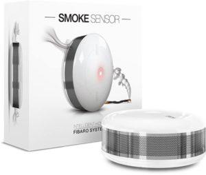 Fibaro Z-Wave Smoke Sensor
