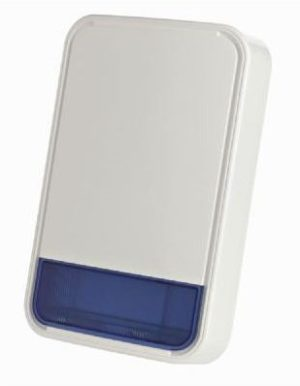 Visonic Two-Way Wireless Outdoor Siren