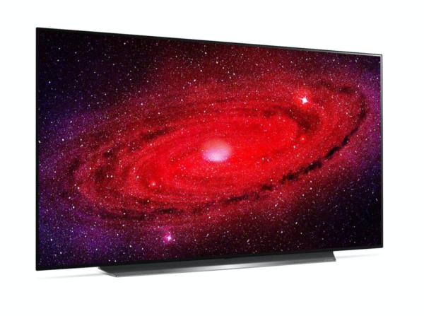 LG CX 4K Smart OLED TV