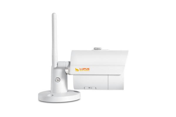 The LUPUS - LE201 Wireless & Wired Camera
